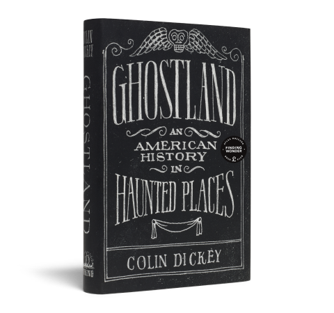 Ghostland book image
