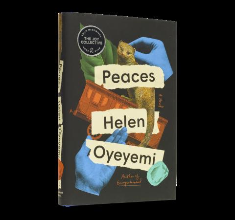 Peaces book image