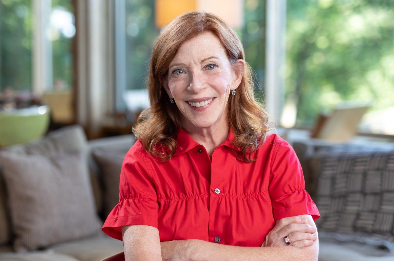 Susan Orlean Headshot Photo