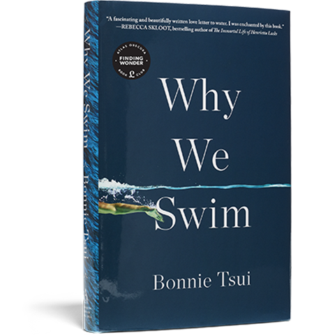 Why We Swim book image