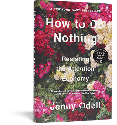 How to Do Nothing book image