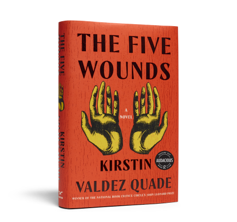 The Five Wounds book image