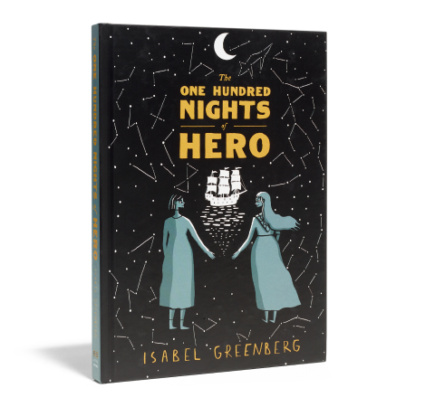 The One Hundred Nights of Hero book image