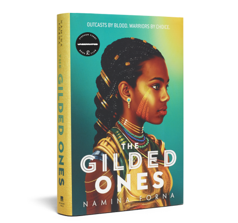 The Gilded Ones book image
