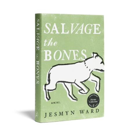 Salvage the Bones book image