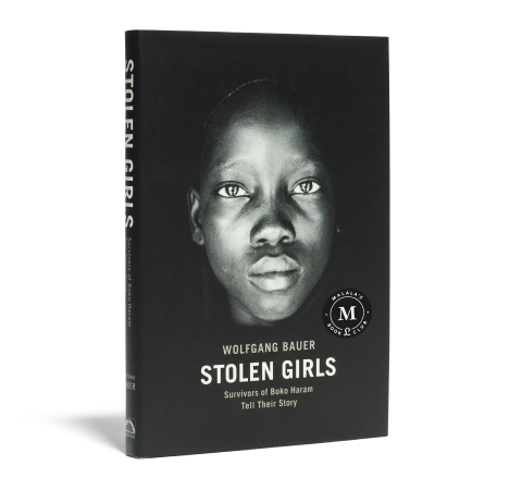 Stolen Girls book image