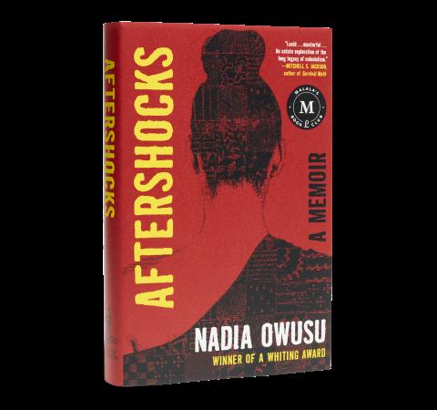 Aftershocks book image