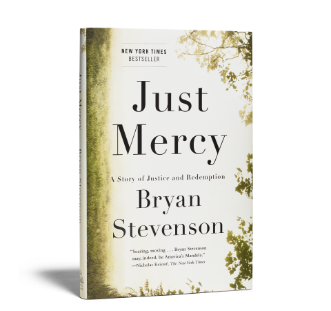Just Mercy book image